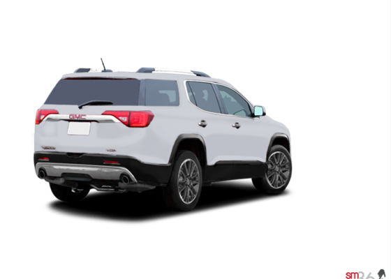 2017 GMC Acadia SLT-1 - Alliance AutoGroupe in Montreal ...