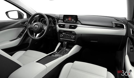 Pure White Leather