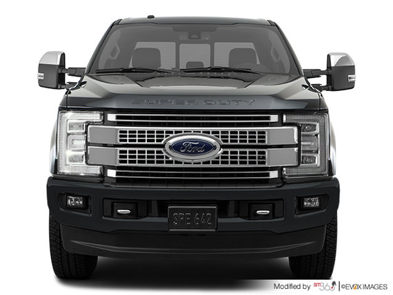 Ford Super Duty F-350 PLATINUM 2017