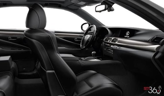 F Sport Black Leather