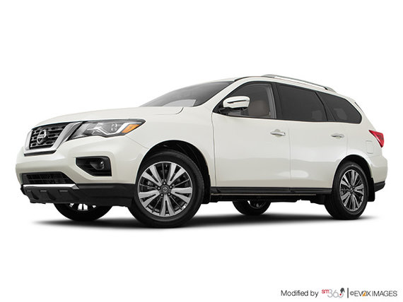 2017 nissan pathfinder sl for sale in st j r me ste agathe and mont laurier belvedere nissan. Black Bedroom Furniture Sets. Home Design Ideas