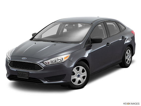 Ford Focus Sedan S 2018
