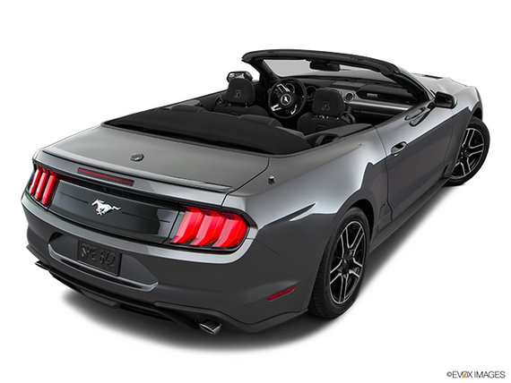 Ford Mustang Convertible EcoBoost Premium 2018