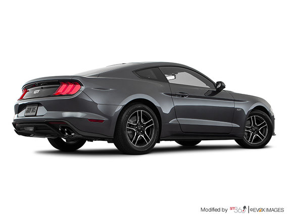 Ford Mustang GT Fastback 2018