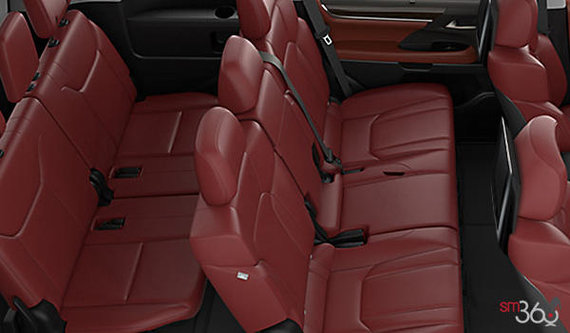 Cabernet Red Premium Leather