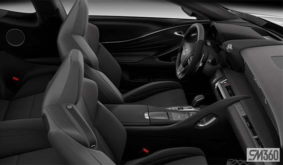 Black Alcantara Leather