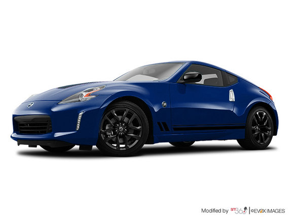 Nissan 370Z Coupe Heritage Blue 2019