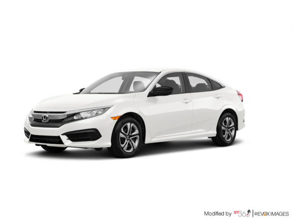 2018 Honda CIVIC CPE LX