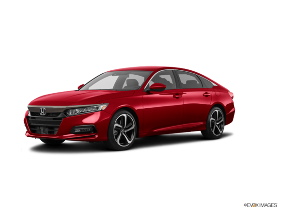 2018 Honda Accord Sedan SPORT 2.0