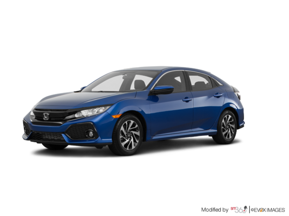 hamel honda honda civic hatchback lx 2018 vendre st eustache. Black Bedroom Furniture Sets. Home Design Ideas
