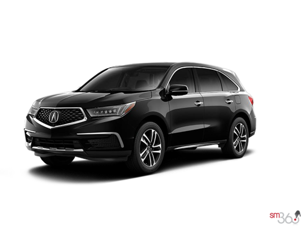 2017 Acura MDX SH-AWD Nav Pkg SH-AWD all-wheel drive