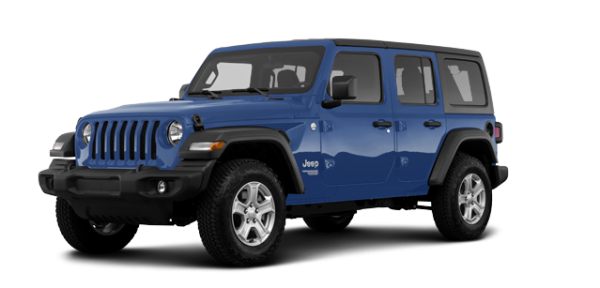 Jeep Wrangler UNLIMITED SPORT S 2019