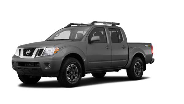 2018 Nissan FRONTIER SV/PRO-4X