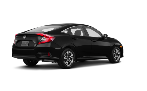 2016 Honda Civic Sedan LX-SENSING