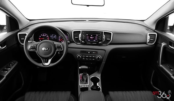 kia sportage lx 2017 vendre sherbrooke mega kia de sherbrooke. Black Bedroom Furniture Sets. Home Design Ideas