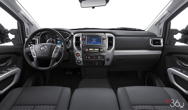 2017 Nissan Titan Xd Gas Sv For Sale In Burnaby Morrey