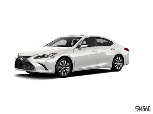 2019 Lexus ES 350 F SPORT I; CUIR TOIT ANGLES MORTS CARPLAY LSS+