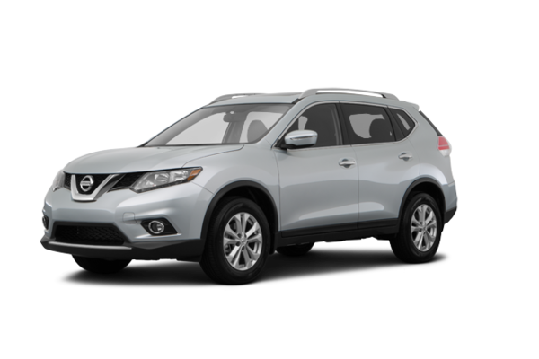 new 2016 nissan rogue sv awd cvt brilliant silver met for sale 16t8975 vickar. Black Bedroom Furniture Sets. Home Design Ideas