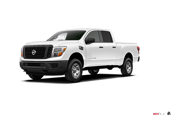 2016 nissan titan xd diesel s for sale in red deer gord scott nissan. Black Bedroom Furniture Sets. Home Design Ideas