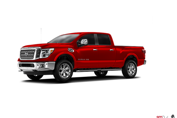 2016 nissan titan xd diesel sl for sale in red deer gord scott nissan. Black Bedroom Furniture Sets. Home Design Ideas