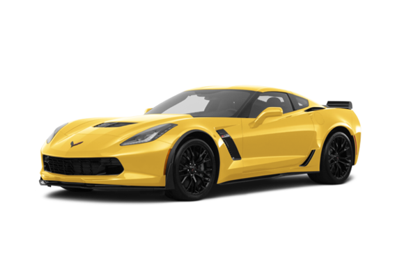 2017 Chevrolet Corvette Coupe Z06 1LZ