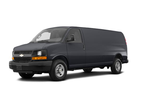 Chevrolet Express 2500 UTILITAIRE 2017