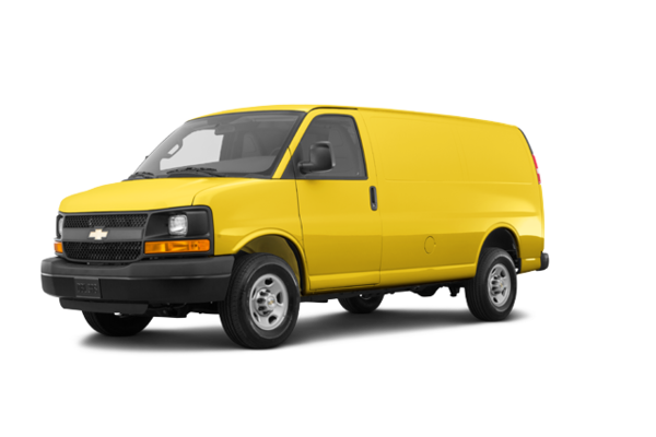 chevrolet express 3500 utilitaire 2017 partir de 40355 0 440 chevrolet buick gmc. Black Bedroom Furniture Sets. Home Design Ideas