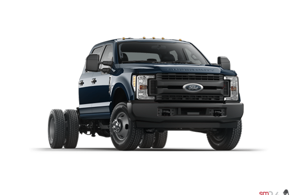 2017 Ford Chassis Cab F-350 XL
