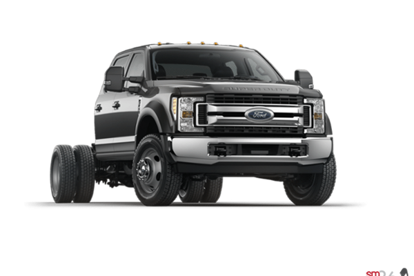 2017 Ford Chassis Cab F-450 XLT