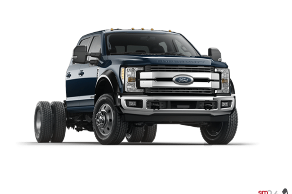 2017 Ford Chassis Cab F-550 LARIAT