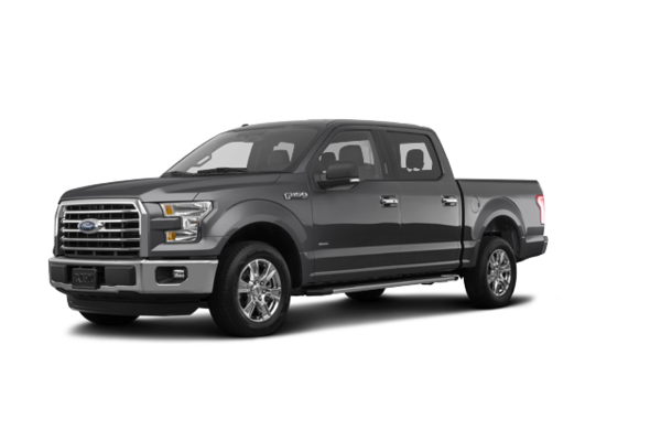 new 2017 ford f 150 4x4 supercrew xlt 157 wb oxford white magnetic for sale. Black Bedroom Furniture Sets. Home Design Ideas