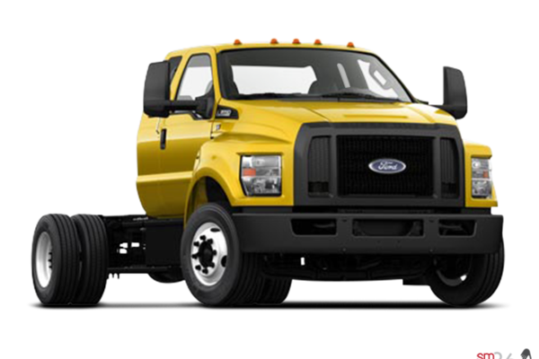 2017 Ford F-650 SD Gas Pro Loader