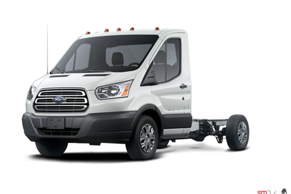 2017 Ford Transit CC-CA CHASSIS CAB
