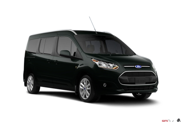 2017 Ford Transit Connect TITANIUM WAGON