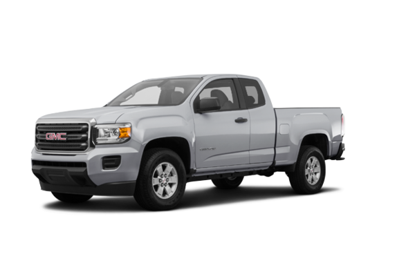 2017 GMC Canyon SL