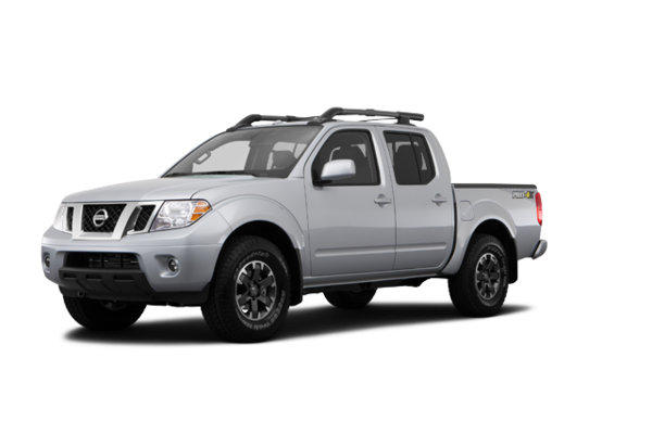 New 2017 Nissan Frontier Crew Cab Pro 4x 4x4 At Brilliant Silver Met