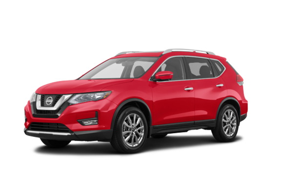 2017 nissan rogue sv for sale in red deer gord scott nissan. Black Bedroom Furniture Sets. Home Design Ideas