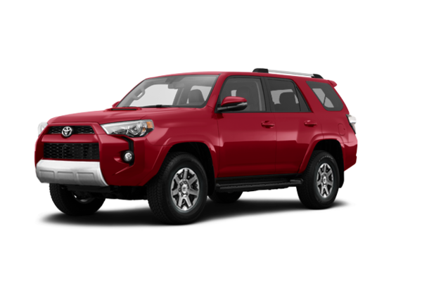 2017 Toyota 4Runner TRD OFF-ROAD