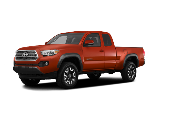 2017 Toyota Tacoma 4X4 ACCESS V6 TRD OFF-ROAD