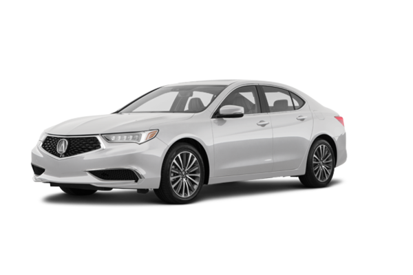 2018 Acura TLX SH-AWD TECH