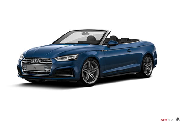 new 2018 audi a5 cabriolet progressiv near toronto 64 595. Black Bedroom Furniture Sets. Home Design Ideas