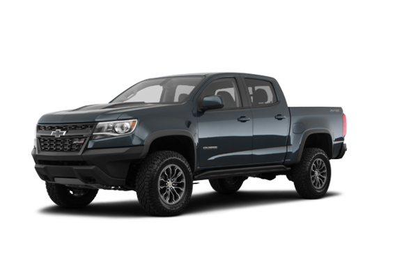2018 Chevrolet Colorado ZR2