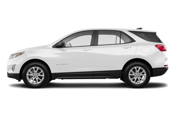 2018 Chevrolet Equinox LS From 269450 Vickar