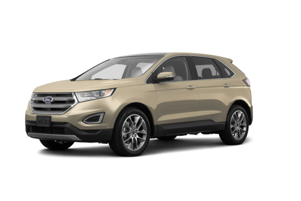 Ford Edge Lease >> 2018 Ford Edge TITANIUM - from $39189.0 | Vickar Ford ...