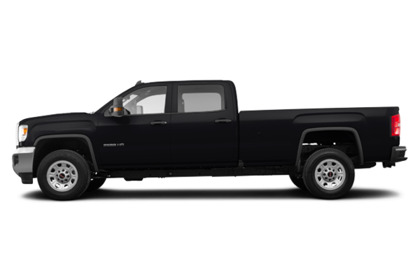 2018 GMC Sierra 2500 HD BASE