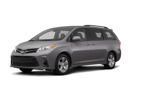 2018 toyota sienna le in sudbury laking toyota. Black Bedroom Furniture Sets. Home Design Ideas