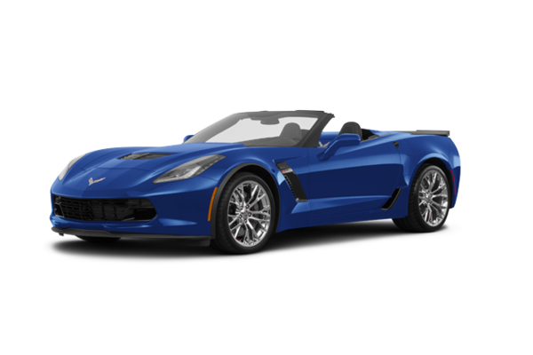 2019 Chevrolet Corvette Convertible Z06 1LZ