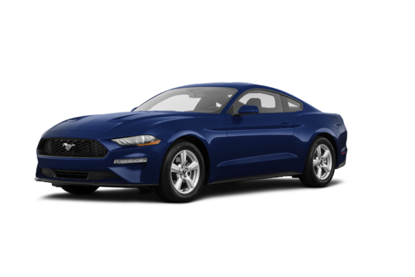2019 Ford Mustang Coupe EcoBoost