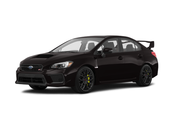 2019 Subaru WRX STI STI Sport-tech with Wing Spoiler
