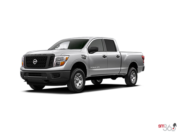 2016 nissan titan xd gas s for sale in coquitlam morrey nissan. Black Bedroom Furniture Sets. Home Design Ideas